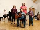 Koncert rodičů a dětí 31.3.2015